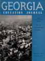 Georgia Education Journal, 1952-03