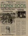 The Open Door, 1983-03-01