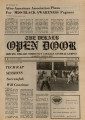 The DeKalb Open Door, 1980-01-25