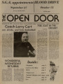 The Open Door, 1982-09-20