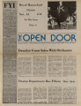 The Open Door, 1983-11-08
