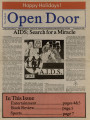 The DeKalb Open Door, 1985-11-25