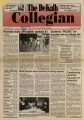 The DeKalb Collegian, 1994-02-09