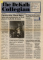 The DeKalb Collegian, 1993-02-10