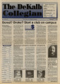The DeKalb Collegian, 1993-01-27