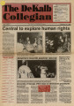 The DeKalb Collegian, 1993-02-24