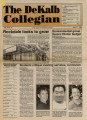 The DeKalb Collegian, 1993-04-21