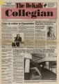 The DeKalb Collegian, 1993-08-18