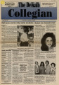The DeKalb Collegian, 1993-10-13