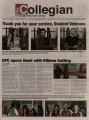 The Collegian, 2015-11-11