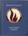 DeKalb College Fact Book, 1996-1997