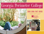 The Georgia Perimeter College Fact Book, 2005-2006