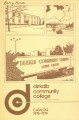 Dekalb Community College Catalog, 1978-1979