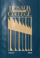 Dekalb Community College Catalog, 1983-1984