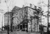 Clark University: Warren Hall, 1898