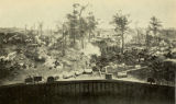 Battle of Atlanta- After a Painting in Cyclorama at Grant Park, 1907