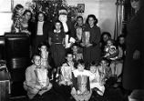 UTWA Local 208 Christmas Party, 1951