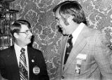 Zell Miller and Herb Mabry