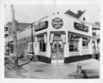 A Little Star Food Store, circa 1940.