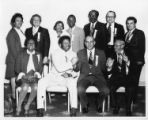 Laundry Workers Union Local 218 delegates to the 1975 convention, Chicago Illinois, May 12 - 14,...