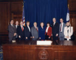Group portrait of the Georgia Committee for the Humanities, 1987