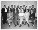 Mississippi State AFL-CIO Labor Council Executive Board, Vicksburg, Mississippi, April 1960.