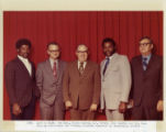 Heads of Mississippi AFL-CIO Recruitment and Training programs, 1974.