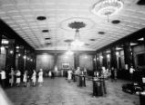 First National Bank of Atlanta lobby