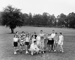 Atlanta Athletic Club Junior Golfers
