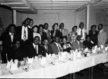 Atlantic Greyhound Lines; Negro [Afro-American] workers; [group]