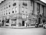 Glenn's Pharmacy; [exterior]; Atlanta Evening Post