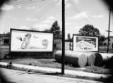 Billboards (Coca Cola, ice industry)