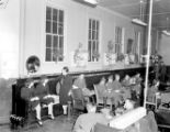 USO Service Men's Center, Atlanta, Georgia, 1945.