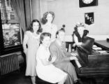 WATL Radio appearance by Sonny Tufts