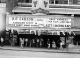 "Roxy Theatre, Atlanta, ""cowboys and indians"" double feature"
