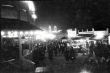 One night's crowd of the Rubin and Cherry Exposition, held during the 24th annual Southeastern...
