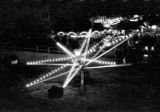 """Octopus"" attraction at the Rubin and Cherry Exposition, held during the 24th annual..."