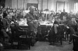 Hearing at the Georgia State Capital, 1930s.