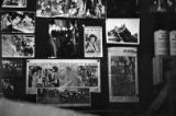 Wall in the Lane Brothers studio showcasing various events held in Atlanta, which the Lane...