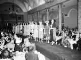 Yaarab Basharat Temple Ladies Luncheon and fashion [show?]