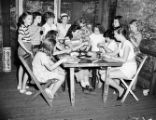 Camp Highland, Atlanta Young Women's Christian Association (Y.W.C.A.)[Young Women's Christian...