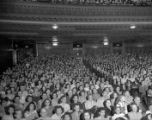 War Bond Drive show, Loew's Grand Theater, July 10, 1944, 9.