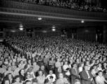 War Bond Drive show, Loew's Grand Theater, July 10, 1944, 10.