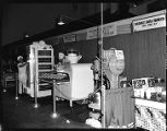 Resturant equipment and supply trade show, 1950