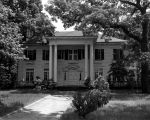 Exterior view of Margaret Mitchell's house at 1401 Peachtree Street, Atlanta, Georgia, May 22,...