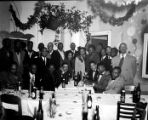 Haverty's Furniture Company Christmas party (African American employees)