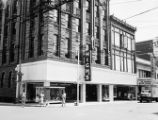 High's department store and Central Theater, Hunter Street and Mitchell