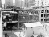 Dinkler Plaza Hotel construction