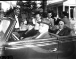 President Franklin Delano Roosevelt at Warm Springs
