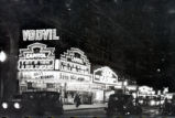 Capitol Theatre, Atlanta, Georgia, at night, 1937, 2